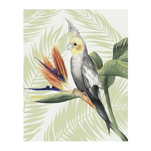 Avian Paradise I - Canvas Art
