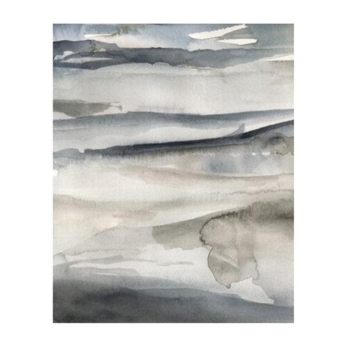 Foggy Horizon II - Canvas Art