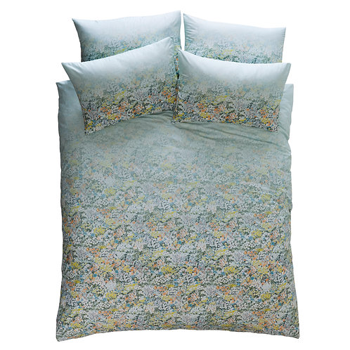 Floral Ombre Pillowcase Pair