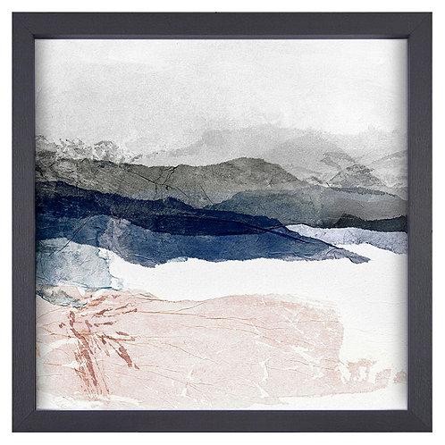 Beckoning Vista III - Framed Art