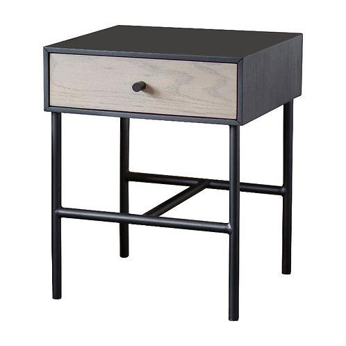 Visser 1 Drawer Bedside Table