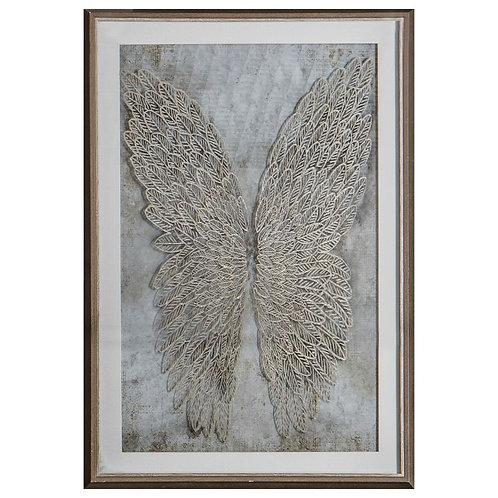 Wings To Fly Framed Art