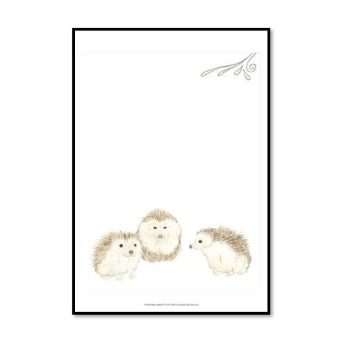 Baby Animals IV - Framed & Mounted Art