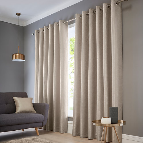 Catalonia Natural Curtains
