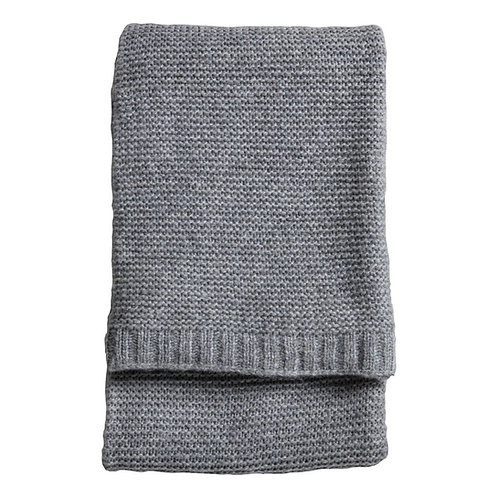 Burly Knitted Throw