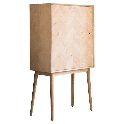 Milan 2 Door Cocktail Cabinet
