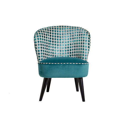 Ascot Chair – Maui Kingfisher