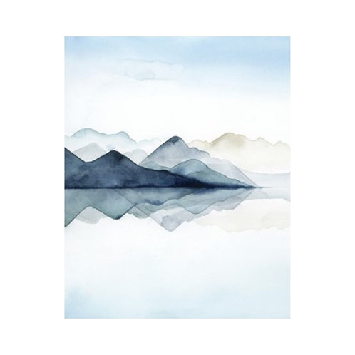 Glacial I - Canvas Art