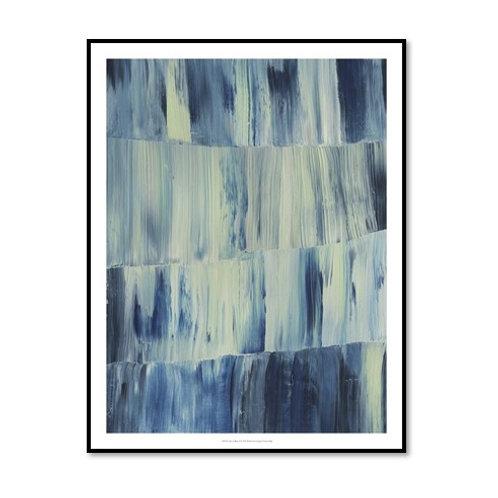 Aurora Blues II - Framed & Mounted
