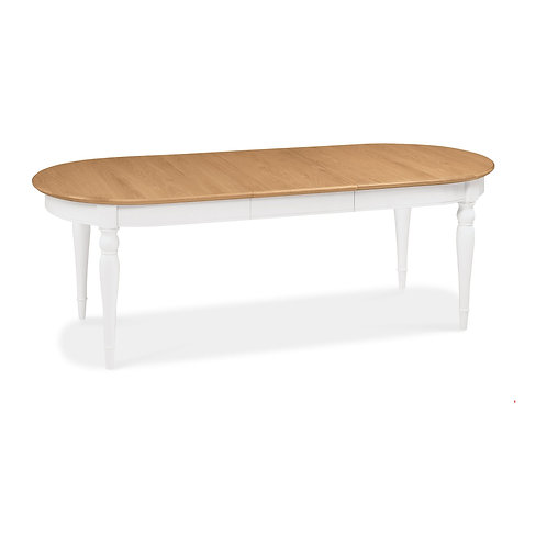 Hampstead Two Tone 6-8 Extension Dining Table
