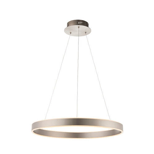 Aura Pendant Light - Nickel