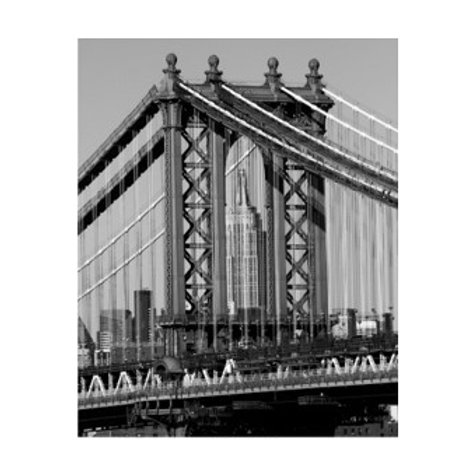 Bridges of NYC I - Canvas Art