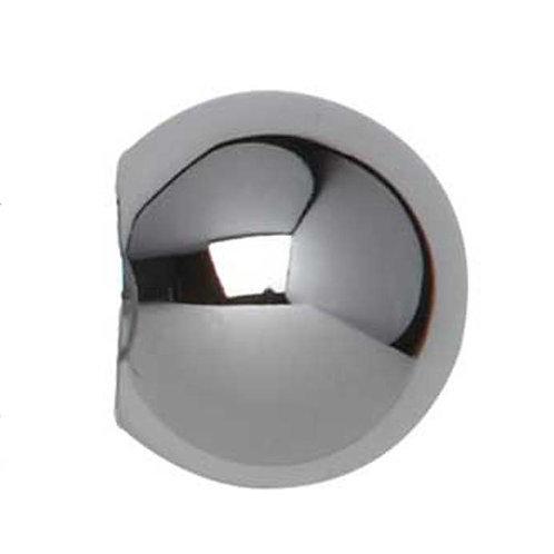 Neo Original 19 mm Ball Finial - Chrome