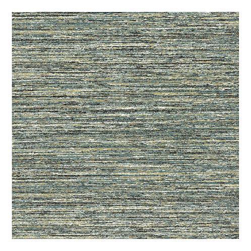 Mehari - Blend II Square Rug - Blue