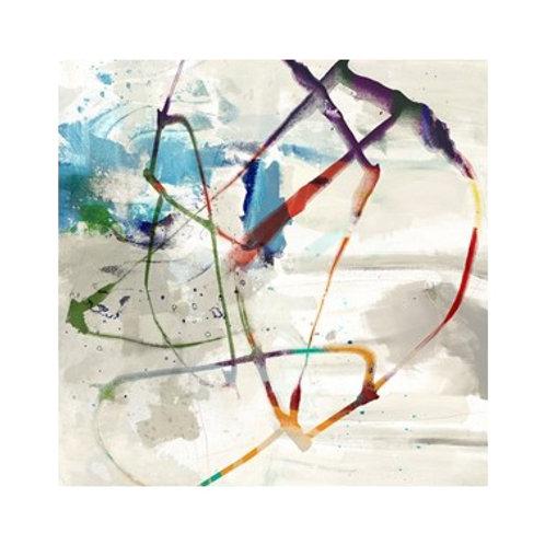 Playful Intent II - Canvas Art