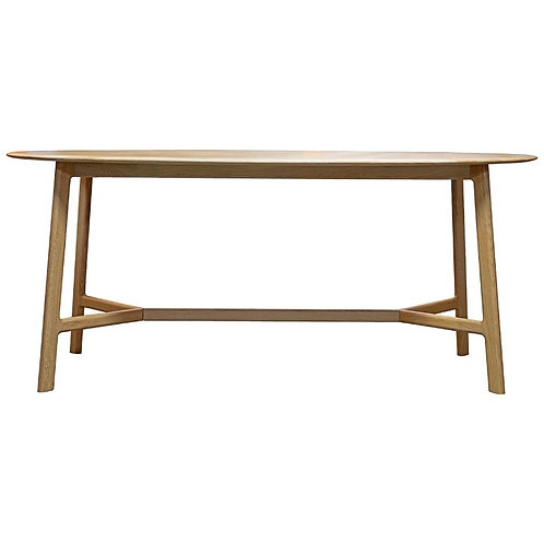 Atletico Oval Dining Table