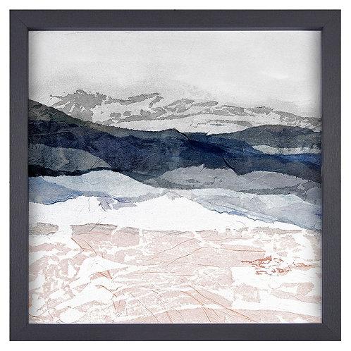 Beckoning Vista II - Framed Art