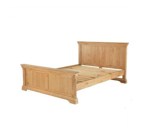 Bayonne Oak - 4ft6 Double Bed