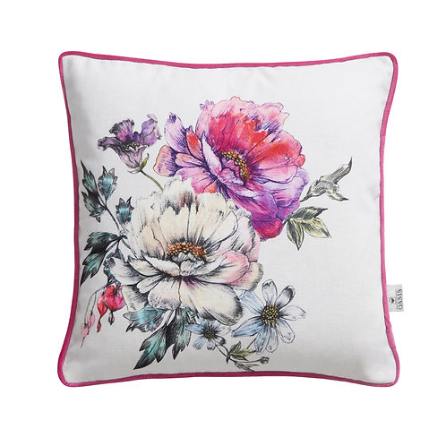 Luna Ivory Cushion