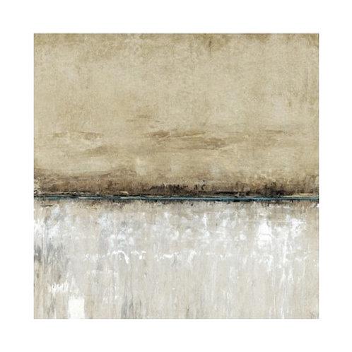 Blue Line I - Canvas Art