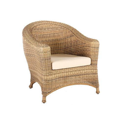 Bahama Rattan Arm Chair in 4 Seasons