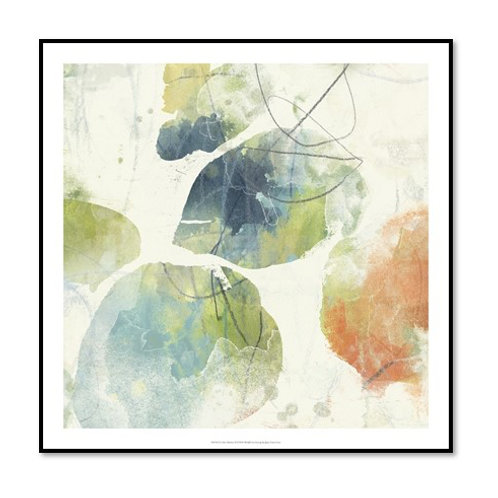 Colour Motion II - Framed & Mounted
