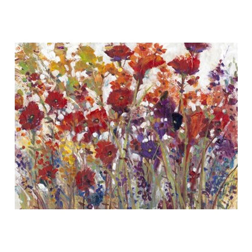 Variety of Flowers I - Canvas Art