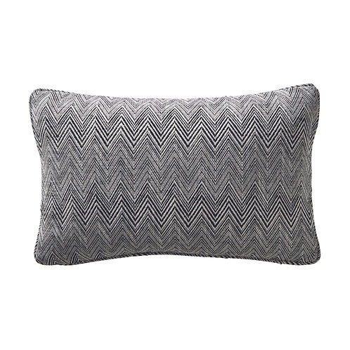 Chevron Boudoir Cushion
