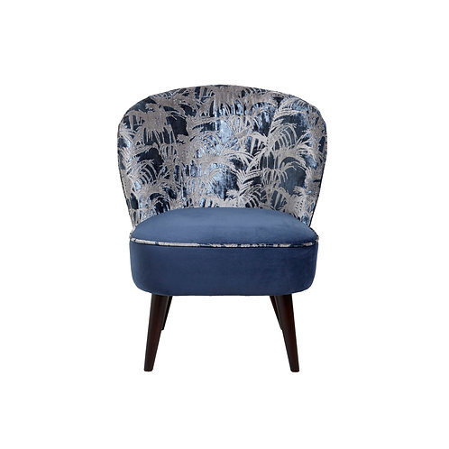 Ascot Chair – Tropicale Midnight