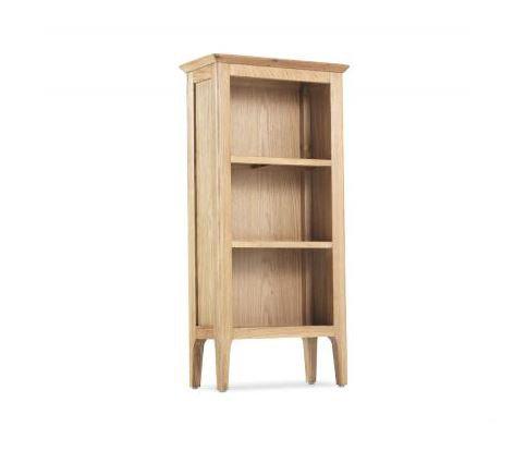 Wardley Oak - CD Bookcase
