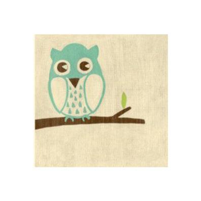 Best Friends- Owl - Canvas Art