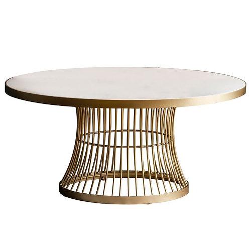 Champagne Jordan Coffee Table