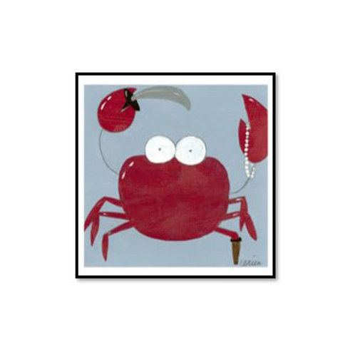 Barnacle Pete - Framed & Mounted Art