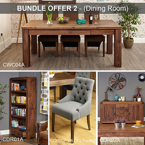 BUNDLE 2 - (Dining Room)