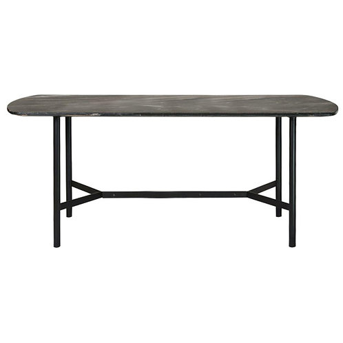 Bali Marble Top Dining Table