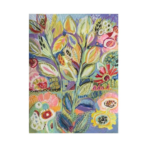 Garden Of Whimsy II - Canvas Art