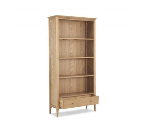 Wardley Oak - Large Bookcase