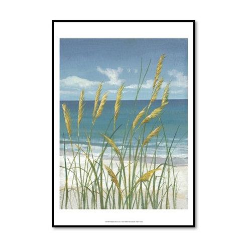 Summer Breeze II - Framed & Mounted