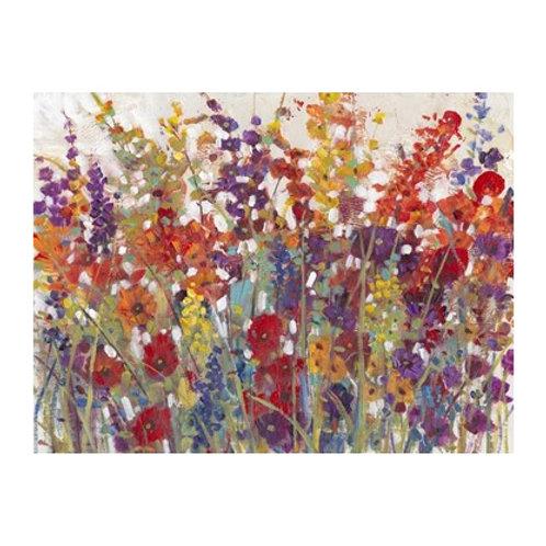 Variety of Flowers II - Canvas Art