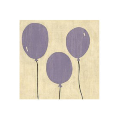 Best Friends- Balloons - Canvas Art