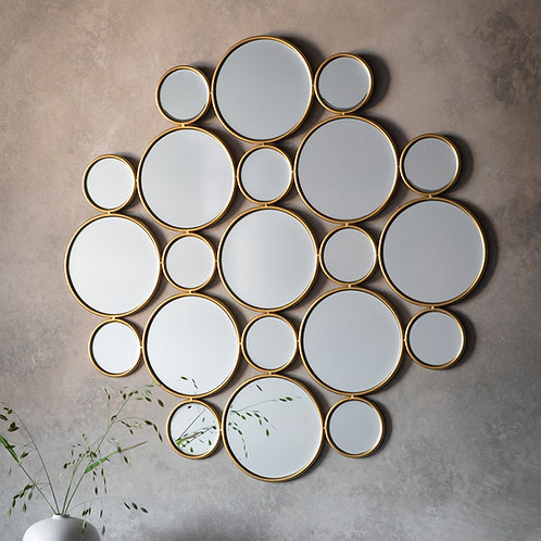 Wallflower Mirror