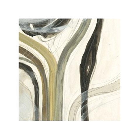 Neutral Lines I - Canvas Art