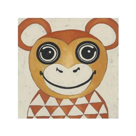 Zoo Portrait I- Canvas Art