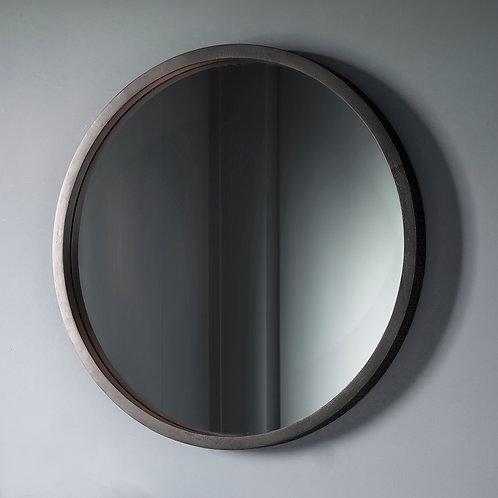 Black Bohemian Mirror