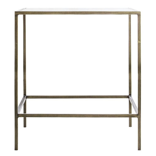 Champagne Humber Side Table