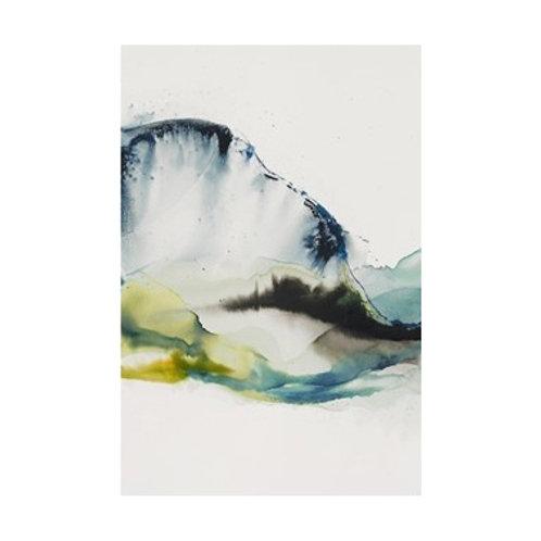 Abstract Terrain III - Canvas Art