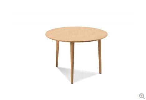Skien Oak - Circular Dining Table