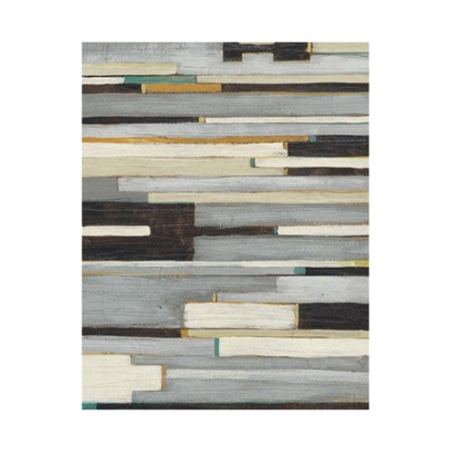 Textile Ratio II - Canvas Art