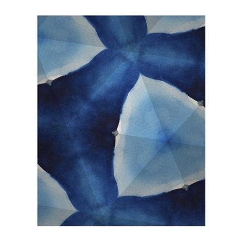 Indigo Daydream VIII - Canvas Art