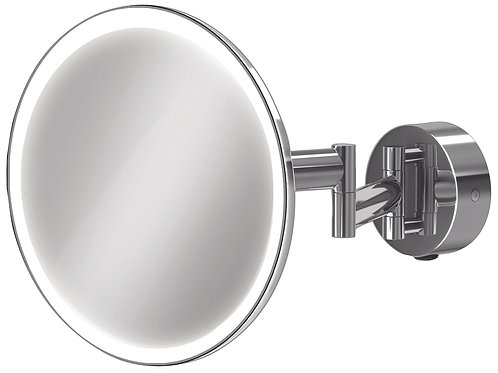 Eclipse Magnifying Bathroom Mirror